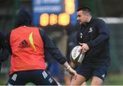 17 February 2020; Cian Kelleher during Leinster Rugby squad training at UCD in Dublin. Photo by Ramsey Cardy/Sportsfile