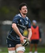 17 February 2020; Jack Dunne during Leinster Rugby squad training at UCD in Dublin. Photo by Ramsey Cardy/Sportsfile