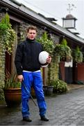 19 February 2020; Jockey Paul Townend during a Willie Mullins Yard visit at Closutton in Bagenalstown, Co Carlow. Photo by Harry Murphy/Sportsfile
