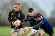 19 February 2020; Turlough O'Brien of Metro Area during the Shane Horgan Cup Round 4 match between Metro Area and North Midlands Area at Ashbourne RFC in Ashbourne, Co Meath. Photo by Piaras Ó Mídheach/Sportsfile