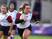 20 February 2020; Aoife Dalton of Midlands Area during the Leinster Rugby U18s Girls Area Blitz at Energia Park in Dublin. Photo by Matt Browne/Sportsfile