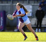 20 February 2020; Beth Roberts of South East Area during the Leinster Rugby U18s Girls Area Blitz at Energia Park in Dublin. Photo by Matt Browne/Sportsfile