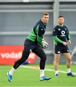 21 February 2020; Chris Farrell during Ireland Rugby squad training at the IRFU High Performance Centre at the Sport Ireland Campus in Dublin. Photo by Seb Daly/Sportsfile