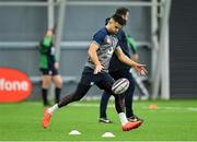 21 February 2020; Conor Murray during Ireland Rugby squad training at the IRFU High Performance Centre at the Sport Ireland Campus in Dublin. Photo by Seb Daly/Sportsfile