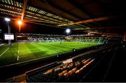 21 February 2020; A general view of Franklin's Gardens prior to the Six Nations U20 Rugby Championship match between England and Ireland at Franklin's Gardens in Northampton, England. Photo by Brendan Moran/Sportsfile