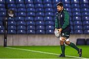 21 February 2020; Jarrad Butler of Connacht ahead of the Guinness PRO14 Round 12 match between Edinburgh and Connacht at BT Murrayfield in Edinburgh, Scotland. Photo by Paul Devlin/Sportsfile
