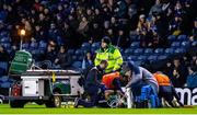 21 February 2020; Finlay Bealham of Connacht receives medical attention following an injury during the Guinness PRO14 Round 12 match between Edinburgh and Connacht at BT Murrayfield in Edinburgh, Scotland. Photo by Paul Devlin/Sportsfile