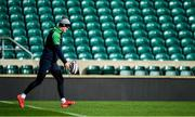 22 February 2020; Captain Jonathan Sexton during the Ireland Rugby Captain's Run at Twickenham Stadium in London, England. Photo by Brendan Moran/Sportsfile