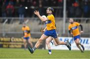 16 February 2020; Shane Golden of Clare during the Allianz Hurling League Division 1 Group B Round 3 match between Clare and Laois at Cusack Park in Ennis, Clare. Photo by Eóin Noonan/Sportsfile