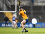 16 February 2020; Stephen O'Halloran of Clare during the Allianz Hurling League Division 1 Group B Round 3 match between Clare and Laois at Cusack Park in Ennis, Clare. Photo by Eóin Noonan/Sportsfile