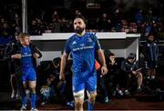 21 February 2020; Scott Fardy of Leinster following the Guinness PRO14 Round 12 match between Ospreys and Leinster at The Gnoll in Neath, Wales. Photo by Ramsey Cardy/Sportsfile