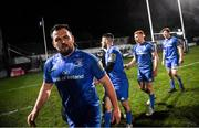 21 February 2020; Jack Aungier of Leinster following the Guinness PRO14 Round 12 match between Ospreys and Leinster at The Gnoll in Neath, Wales. Photo by Ramsey Cardy/Sportsfile