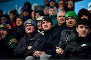 22 February 2020; Meath senior football manager Andy McEntee, centre, looks on during the Eirgrid Leinster GAA Football U20 Championship Semi-Final match between Dublin and Meath at Parnell Park in Dublin. Photo by David Fitzgerald/Sportsfile