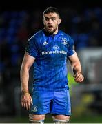 21 February 2020; Josh Murphy of Leinster during the Guinness PRO14 Round 12 match between Ospreys and Leinster at The Gnoll in Neath, Wales. Photo by Ramsey Cardy/Sportsfile