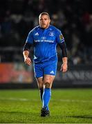 21 February 2020; Seán Cronin of Leinster during the Guinness PRO14 Round 12 match between Ospreys and Leinster at The Gnoll in Neath, Wales. Photo by Ramsey Cardy/Sportsfile