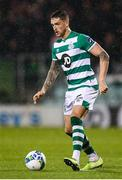 21 February 2020; Lee Grace of Shamrock Rovers during the SSE Airtricity League Premier Division match between Shamrock Rovers and Cork City at Tallaght Stadium in Dublin. Photo by Stephen McCarthy/Sportsfile