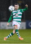 21 February 2020; Jack Byrne of Shamrock Rovers during the SSE Airtricity League Premier Division match between Shamrock Rovers and Cork City at Tallaght Stadium in Dublin. Photo by Stephen McCarthy/Sportsfile