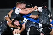 21 February 2020; Peter Dooley of Leinster during the Guinness PRO14 Round 12 match between Ospreys and Leinster at The Gnoll in Neath, Wales. Photo by Ramsey Cardy/Sportsfile