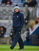 22 February 2020; Dublin manager Mattie Kenny ahead of the Allianz Hurling League Division 1 Group B Round 4 match between Dublin and Wexford at Croke Park in Dublin. Photo by Sam Barnes/Sportsfile