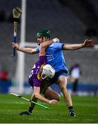 22 February 2020; Rory O'Connor of Wexford in action against James Madden of Dublin during the Allianz Hurling League Division 1 Group B Round 4 match between Dublin and Wexford at Croke Park in Dublin. Photo by Sam Barnes/Sportsfile