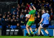 22 February 2020; Michael Murphy of Donegal calls a mark despite the attentions of John Small of Dublin during the Allianz Football League Division 1 Round 4 match between Dublin and Donegal at Croke Park in Dublin. Photo by Sam Barnes/Sportsfile