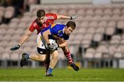 22 February 2020; Brian Fox of Tipperary in action against Ian Maguire of Cork during the Allianz Football League Division 3 Round 4 match between Tipperary and Cork at Semple Stadium in Thurles, Tipperary. Photo by Piaras Ó Mídheach/Sportsfile