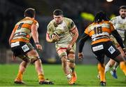 22 February 2020; Nick Timoney of Ulster in action against Jasper Wiese of Toyota Cheetahs during the Guinness PRO14 Round 12 match between Ulster and Toyota Cheetahs at Kingspan Stadium in Belfast.  Photo by Oliver McVeigh/Sportsfile