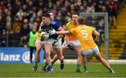 23 February 2020; Paul Geaney of Kerry in action against David Toner, Robin Clarke and Ronan Ryan of Meath during the Allianz Football League Division 1 Round 4 match between Kerry and Meath at Fitzgerald Stadium in Killarney, Kerry. Photo by Diarmuid Greene/Sportsfile