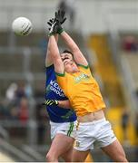23 February 2020; Ronan Ryan of Meath in action against Tom O'Sullivan of Kerry during the Allianz Football League Division 1 Round 4 match between Kerry and Meath at Fitzgerald Stadium in Killarney, Kerry. Photo by Diarmuid Greene/Sportsfile