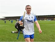 23 February 2020; Pauric Mahony of Waterford leaves the field following his side's victory during the Allianz Hurling League Division 1 Group A Round 4 match between Waterford and Galway at Walsh Park in Waterford. Photo by Seb Daly/Sportsfile
