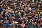 23 February 2020; Spectators in the open stand during the Allianz Football League Division 1 Round 4 match between Kerry and Meath at Fitzgerald Stadium in Killarney, Kerry. Photo by Diarmuid Greene/Sportsfile