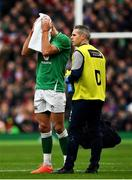23 February 2020; Conor Murray of Ireland during the Guinness Six Nations Rugby Championship match between England and Ireland at Twickenham Stadium in London, England. Photo by Brendan Moran/Sportsfile Photo by Brendan Moran/Sportsfile