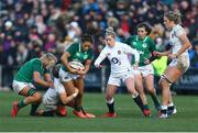 23 February 2020; Sene Naoupu of Ireland in action during the Women's Six Nations Rugby Championship match between England and Ireland at Castle Park in Doncaster, England.  Photo by Simon Bellis/Sportsfile