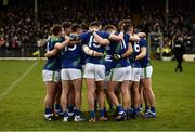 23 February 2020; The Kerry team huddle together prior to the Allianz Football League Division 1 Round 4 match between Kerry and Meath at Fitzgerald Stadium in Killarney, Kerry. Photo by Diarmuid Greene/Sportsfile