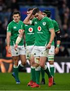 23 February 2020; Jonathan Sexton of Ireland after the Guinness Six Nations Rugby Championship match between England and Ireland at Twickenham Stadium in London, England. Photo by Brendan Moran/Sportsfile
