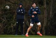 24 February 2020; Max Deegan during Leinster Rugby Squad Training at Leinster Rugby Headquarters at Rosemount in UCD, Dublin. Photo by Sam Barnes/Sportsfile