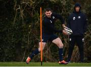 24 February 2020; Fergus McFadden during Leinster Rugby Squad Training at Leinster Rugby Headquarters at Rosemount in UCD, Dublin. Photo by Sam Barnes/Sportsfile