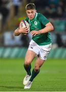 21 February 2020; Jack Crowley of Ireland during the Six Nations U20 Rugby Championship match between England and Ireland at Franklin's Gardens in Northampton, England. Photo by Brendan Moran/Sportsfile