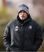 24 February 2020; Backs coach Felipe Contepomi during Leinster Rugby Squad Training at Leinster Rugby Headquarters at Rosemount in UCD, Dublin. Photo by Sam Barnes/Sportsfile