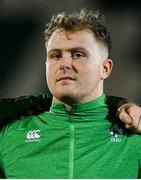 21 February 2020; Harry Noonan of Ireland prior to the Six Nations U20 Rugby Championship match between England and Ireland at Franklin's Gardens in Northampton, England. Photo by Brendan Moran/Sportsfile
