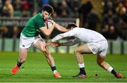 21 February 2020; Andrew Smith of Ireland during the Six Nations U20 Rugby Championship match between England and Ireland at Franklin's Gardens in Northampton, England. Photo by Brendan Moran/Sportsfile