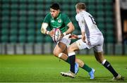 21 February 2020; Dan Kelly of Ireland during the Six Nations U20 Rugby Championship match between England and Ireland at Franklin's Gardens in Northampton, England. Photo by Brendan Moran/Sportsfile