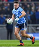 22 February 2020; Brian Howard of Dublin during the Allianz Football League Division 1 Round 4 match between Dublin and Donegal at Croke Park in Dublin. Photo by Eóin Noonan/Sportsfile