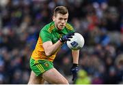 22 February 2020; Eoghan Bán Gallagher of Donegal during the Allianz Football League Division 1 Round 4 match between Dublin and Donegal at Croke Park in Dublin. Photo by Eóin Noonan/Sportsfile