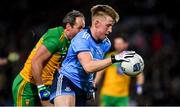 22 February 2020; Seán Bugler of Dublin in action against Michael Murphy of Donegal during the Allianz Football League Division 1 Round 4 match between Dublin and Donegal at Croke Park in Dublin. Photo by Sam Barnes/Sportsfile