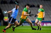22 February 2020; Michael Langan of Donegal in action against Brian Howard of Dublin during the Allianz Football League Division 1 Round 4 match between Dublin and Donegal at Croke Park in Dublin. Photo by Sam Barnes/Sportsfile