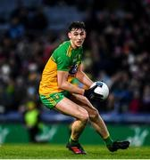 22 February 2020; Michael Langan of Donegal during the Allianz Football League Division 1 Round 4 match between Dublin and Donegal at Croke Park in Dublin. Photo by Sam Barnes/Sportsfile