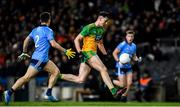 22 February 2020; Michael Langan of Donegal in action against Eoin Murchan of Dublin during the Allianz Football League Division 1 Round 4 match between Dublin and Donegal at Croke Park in Dublin. Photo by Sam Barnes/Sportsfile