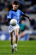 22 February 2020; Action from the cumman Na mbunscoil games at half time during the Allianz Football League Division 1 Round 4 match between Dublin and Donegal at Croke Park in Dublin. Photo by Eóin Noonan/Sportsfile