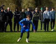23 February 2020; Attendees during the FAI Football Fitness Conference 2020 at Johnstown House in Enfield, Co Meath. Photo by Stephen McCarthy/Sportsfile